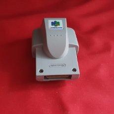 Videojuegos y Consolas: NINTENDO 64 RUMBLE PAK. Lote 288073643