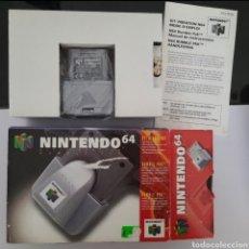 Videojuegos y Consolas: KIT VIBRATION RUMBLE PAK NINTENDO 64. Lote 288857073