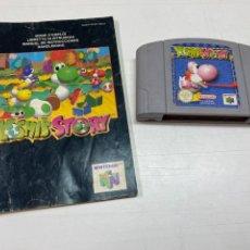 Videojuegos y Consolas: JUEGO YOSHI'S STORY PARA NINTENDO 64. Lote 288951308