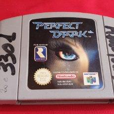 Videojuegos y Consolas: JUEGO NINTENDO 64 PERFECT DARK. Lote 289699838