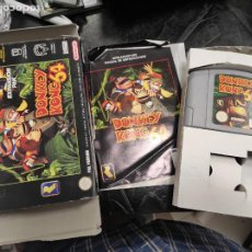 Videojuegos y Consolas: DONKEY KONG 64 NINTENDO 64 N64 PAL-ESPAÑA. Lote 289884758