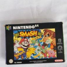 Videojuegos y Consolas: JUEGO SUPER SMASH BROS NINTENDO 64.. Lote 292337763