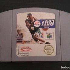 Videojuegos y Consolas: VENDO NBA LIVE 99 PARA NINTENDO 64.. Lote 292514288