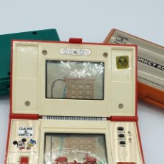 Videojuegos y Consolas: NINTENDO GAME AND WATCH MICKEY AND DONALD. Lote 293001263