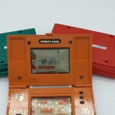 Videojuegos y Consolas: NINTENDO GAME AND WATCH DONKEY KONG. Lote 293140973