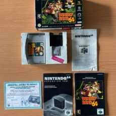 Videojuegos y Consolas: DONKEY KONG 64 - NINTENDO 64. Lote 293507653
