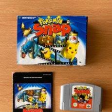 Videojuegos y Consolas: POKEMON SNAP - NINTENDO 63. Lote 293768048