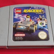Videojuegos y Consolas: JUEGO RACER NINTENDO 64 SIN PROBAR. Lote 295014598