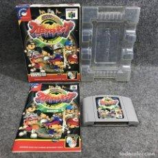 Videojuegos y Consolas: CHOU KUUKAN NIGHT PRO YAKYUU KING JAP NINTENDO 64 N64. Lote 295382393