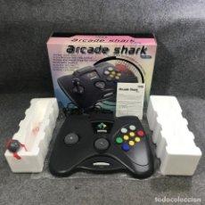 Videojuegos y Consolas: ARCADE SHARK SV 364 NINTENDO 64. Lote 295476368