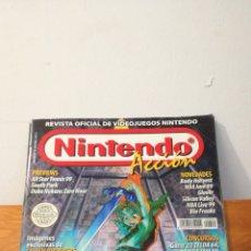 Videojuegos y Consolas: NINTENDO ACCION ~ REVISTA OFICIAL DE VIDEOJUEGOS NINTENDO ~ ANO VIII N°74 1992. Lote 295876203