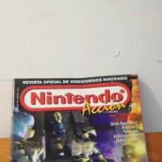 Videojuegos y Consolas: NINTENDO ACCION ~ REVISTA OFICIAL DE VIDEOJUEGOS NINTENDO ~ ANO VIII N°84 ~ 1992. Lote 295877623