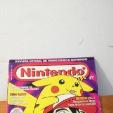 Videojuegos y Consolas: NINTENDO ACCION ~ REVISTAS OFICIAL DE VIDEOJUEGOS NINTENDO ~ ANO IX N°87 ~ 1992. Lote 295878223