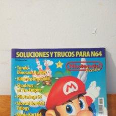 Videojuegos y Consolas: NINTENDO ACCION ~ SOLUCIONES Y TRUCOS PARA N64. Lote 295879328