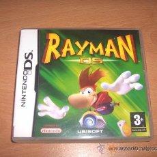 Videojuegos y Consolas: RAYMAN DS NINTENDO DS COMPLETO VERSION PAL ESPAÑA. Lote 29756674