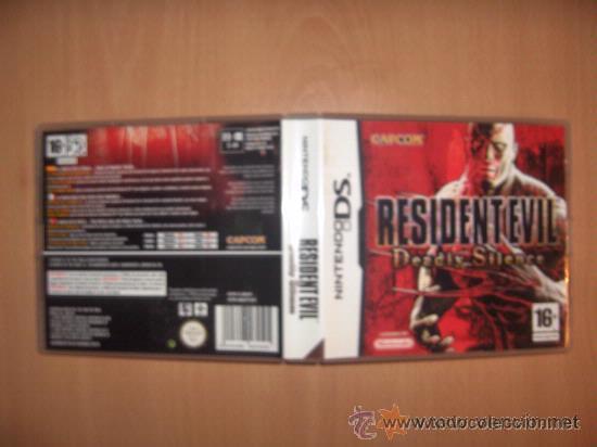 RESIDENT EVIL DEADLY SILENCE VERSION PAL ESPAÑA NINTENDO DS (Juguetes - Videojuegos y Consolas - Nintendo - DS)