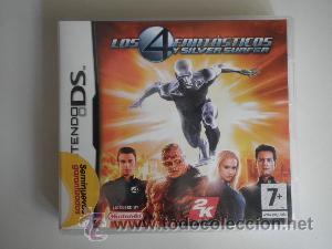 DS LOS 4 FANTASTICOS (Juguetes - Videojuegos y Consolas - Nintendo - DS)