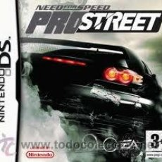 Videojuegos y Consolas: DS NEED FOR SPEED PROSTREET. Lote 32273542