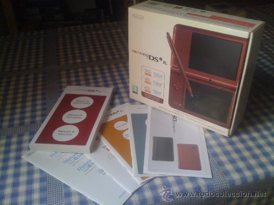 embalaje caja original de la consola nintendo d comprar rh todocoleccion net PlayStation Portable Nintendo 3DS