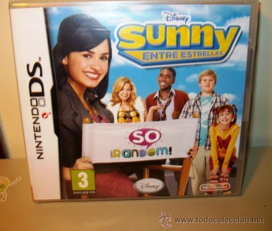 SUNNY ENTRE ESTRELLAS PARA NINTENDO DS (2010) (Juguetes - Videojuegos y Consolas - Nintendo - DS)