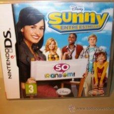 Videojuegos y Consolas: SUNNY ENTRE ESTRELLAS PARA NINTENDO DS (2010). Lote 34204634