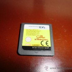 Videojuegos y Consolas: JUEGO DE GAMEBOY NINTENDO DS LOS SIMPSON EL VIDEOJUEGO GAME BOY. Lote 34372615