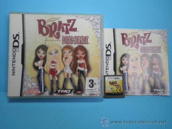 DS BRATZ FOREVER DIAMONDZ (Juguetes - Videojuegos y Consolas - Nintendo - DS)