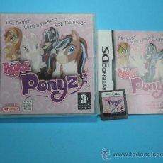 Videojuegos y Consolas: DS BRATZ PONYZ. Lote 35019033