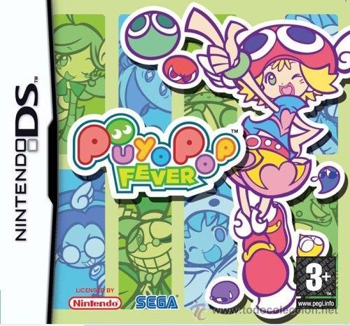PUYO POP FEVER [NDS ESPAÑA] (Juguetes - Videojuegos y Consolas - Nintendo - DS)