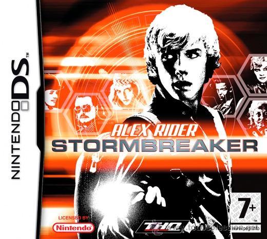 ALEX RIDER STORMBREAKER [NDS ESPAÑA] (Juguetes - Videojuegos y Consolas - Nintendo - DS)