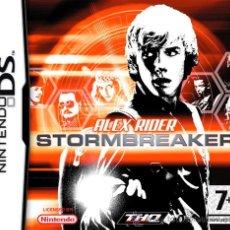 Videojuegos y Consolas: ALEX RIDER STORMBREAKER [NDS ESPAÑA]. Lote 35570893