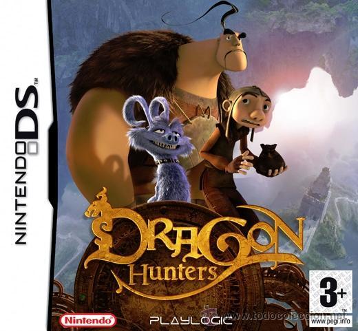 DRAGON HUNTERS [NDS ESPAÑA] (Juguetes - Videojuegos y Consolas - Nintendo - DS)