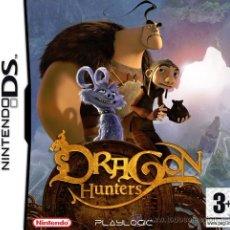 Videojuegos y Consolas: DRAGON HUNTERS [NDS ESPAÑA]. Lote 35571875