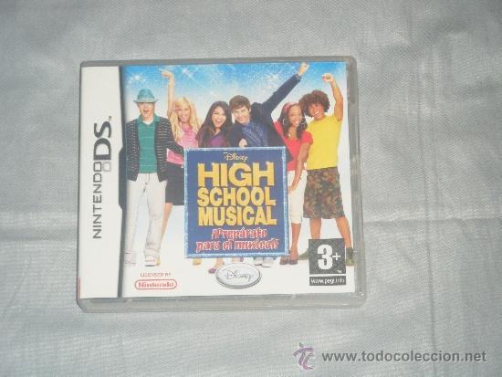 JUEGUO NINTENDO DS - HIGH SCHOOL MUSICAL. (Juguetes - Videojuegos y Consolas - Nintendo - DS)