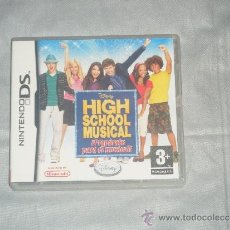 Videojuegos y Consolas: JUEGUO NINTENDO DS - HIGH SCHOOL MUSICAL.. Lote 37774744