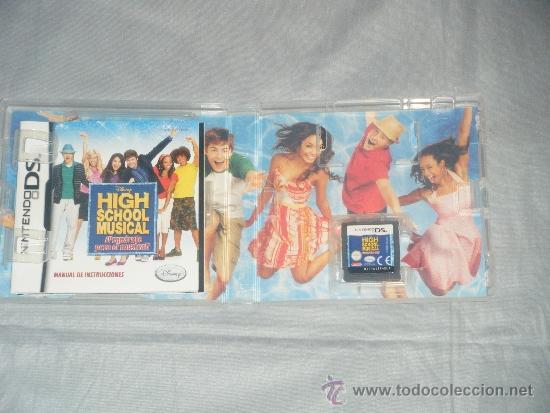 Videojuegos y Consolas: JUEGUO NINTENDO DS - HIGH SCHOOL MUSICAL. - Foto 2 - 37774744