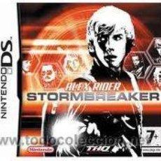 Videojuegos y Consolas: ALEX RIDER: STORMBREAKER - NDS. Lote 38373747