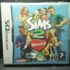Videojuegos y Consolas: DS SIMS 2 MASCOTAS - PRECINTADO - NUEVO ( DSI - LITE - DSI - 3DS - XL ). Lote 39685711