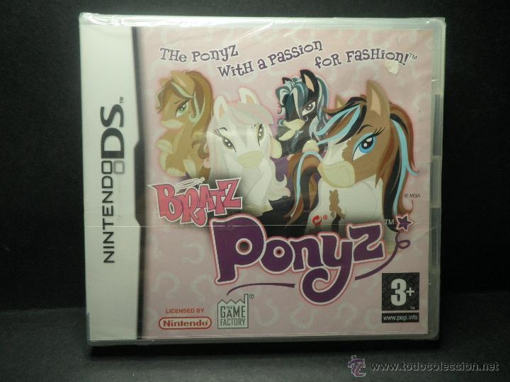DS BRATZ PONYZ - PRECINTADO - NUEVO ( DSI - LITE - DSI - 3DS - XL ) (Juguetes - Videojuegos y Consolas - Nintendo - DS)