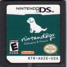 Videojuegos y Consolas: NINTENDOGS CHIHUAHUA AND FRIENDS - EN INGLÉS. Lote 39994670