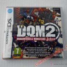 Videojuegos y Consolas: DRAGON QUEST MONSTERS JOKER 2 DQM2 NINTENDO DS PAL ESPAÑA NUEVO Y PRECINTADO. Lote 40580422
