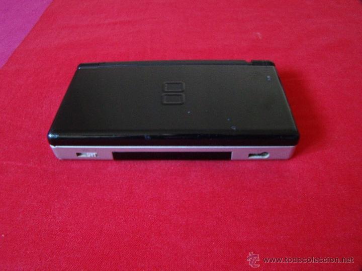Videojuegos y Consolas: Consola NINTENDO DS LITE negra y plata - Foto 2 - 40738990