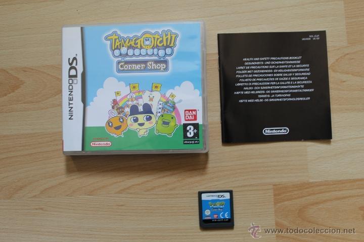 TAMAGOTCHI CONNEXION CORNER SHOP JUEGO NINTENDO DS EDICIÓN ESPAÑOLA (Juguetes - Videojuegos y Consolas - Nintendo - DS)