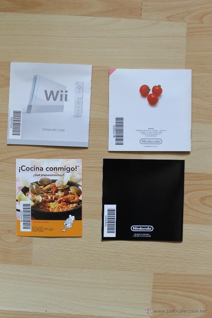 Videojuegos y Consolas: ¡ COCINA CONMIGO ! ¿ QUE PREPARAMOS HOY ? JUEGO NINTENDO DS EDICIÓN ESPAÑOLA - Foto 5 - 41156479
