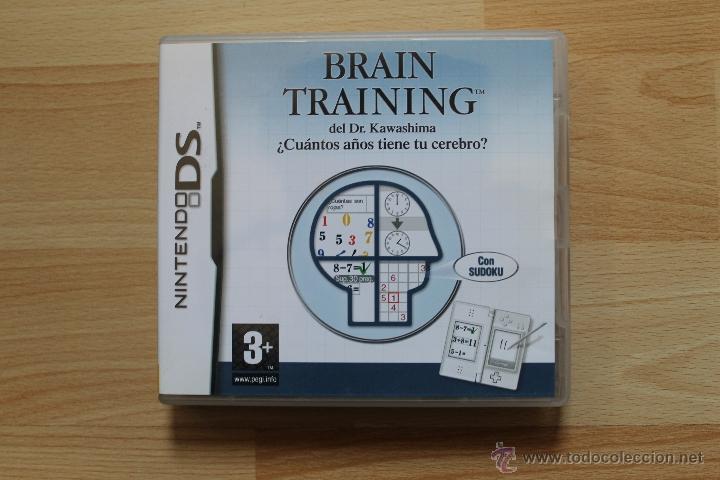 Videojuegos y Consolas: BRAIN TRAINING DEL DR KAWASHIMA JUEGO NINTENDO DS EDICIÓN ESPAÑOLA - Foto 2 - 41156563