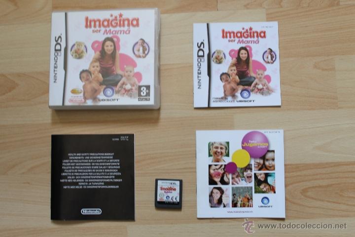 IMAGINA SER MAMÁ JUEGO NINTENDO DS EDICIÓN ESPAÑOLA (Juguetes - Videojuegos y Consolas - Nintendo - DS)