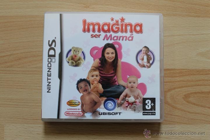 Videojuegos y Consolas: IMAGINA SER MAMÁ JUEGO NINTENDO DS EDICIÓN ESPAÑOLA - Foto 2 - 41156662