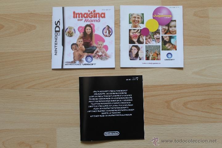 Videojuegos y Consolas: IMAGINA SER MAMÁ JUEGO NINTENDO DS EDICIÓN ESPAÑOLA - Foto 4 - 41156662