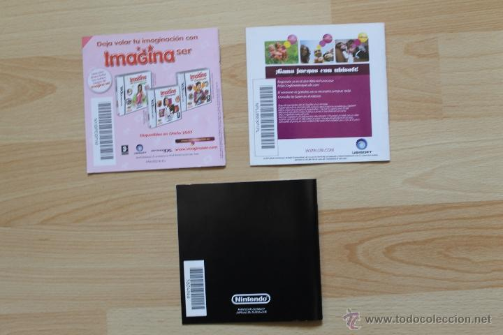 Videojuegos y Consolas: IMAGINA SER MAMÁ JUEGO NINTENDO DS EDICIÓN ESPAÑOLA - Foto 5 - 41156662