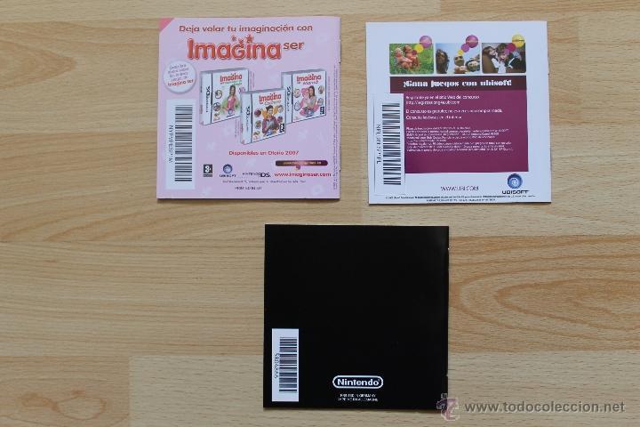 Videojuegos y Consolas: IMAGINA SER VETERINARIA JUEGO NINTENDO DS EDICIÓN ESPAÑOLA - Foto 5 - 41156764